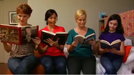 Amy Poehler and Smart Girls' co-creators