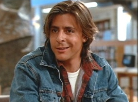 Judd Nelson from The Breakfast Club