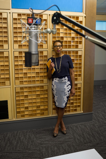 "Photo Credit: Kurt Wilberding, ""NPR: What Radio Hosts Really Wear"" from the Wall Street Journal (no, really)"